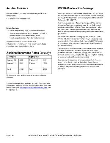 Page 16 2021 Active Open Enrollment